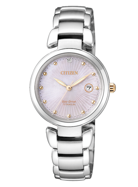 Orologio CITIZEN Lady Super Titanium - EW2506-81Y