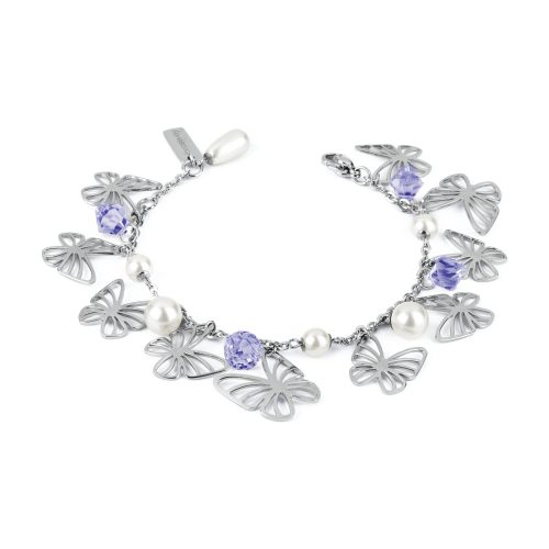 Bracciale in acciaio BROSWAY Charmant - BCM12