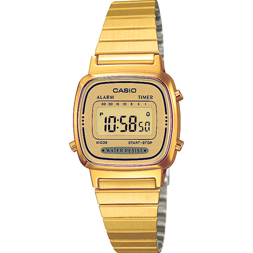 Orologio CASIO Collection - LA670WEGA-9EF
