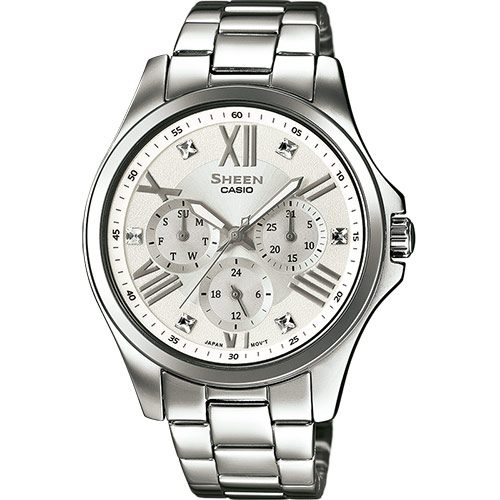 Orologio CASIO Sheen - SHE-3806D-7AUER