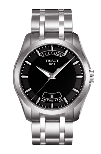 Orologio TISSOT COUTURIER AUTOMATIC - T035.407.11.051.00
