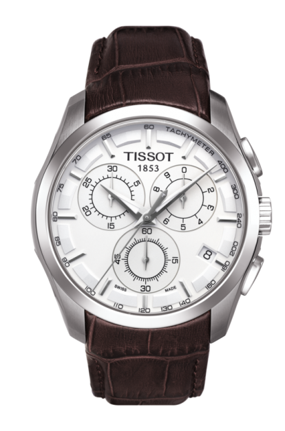 Orologio TISSOT COUTURIER CHRONOGRAPH - T035.617.16.031.00