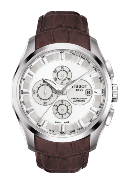 Orologio TISSOT COUTURIER AUTOMATIC CHRONOGRAPH - T035.627.16.031.00