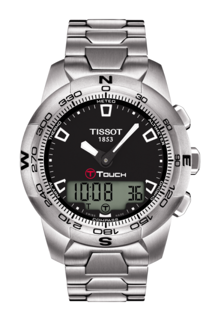 Orologio TISSOT T-TOUCH II STAINLESS STEEL - T047.420.11.051.00