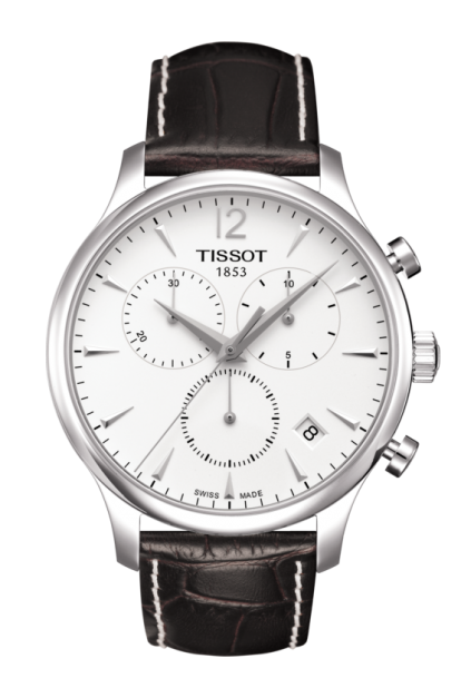 Orologio TISSOT TRADITION CHRONOGRAPH - T063.617.16.037.00